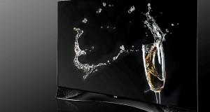 LG OLED TV cu cristale Swarovski