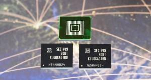 Memorie Samsung UFS de 128GB
