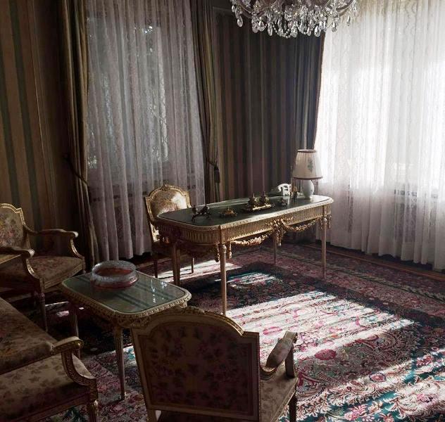Palatul Primăverii, interior