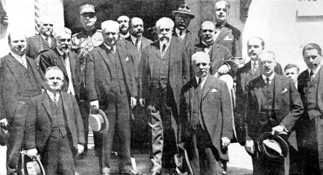 1Ultimul guvern condus de Ion I. C. brătianu